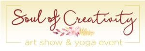Soul of Creativity Art Show and Yoga Event @ Breezeway Yoga Studio | Knoxville | Tennessee | United States