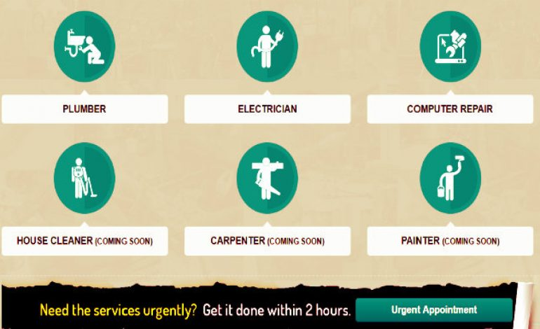 Gapoon, a startup taking on basic home services needs
