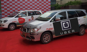 Uber Airtel partnership offering free 4G service