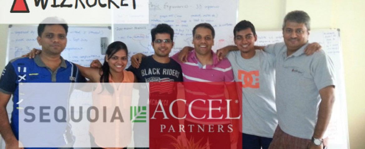 Sequoia and Accel Partners together invest Rs 51.2 crore in WizRocket