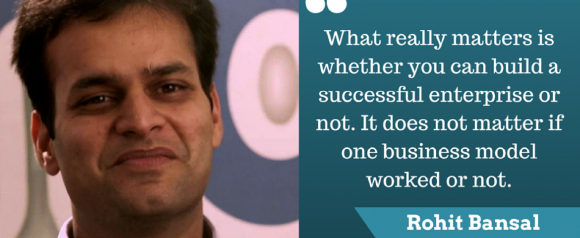 Indian e-commerce expanding in the era of mobile phones – Rohit Bansal (co-founder of snapdeal)