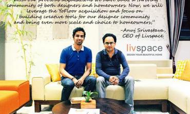 Acquisitions: Ex-Googler's startup Livspace acquires mobile home designer YoFloor