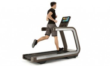 Technogym Launches World's First Google Glass Controlled Treadmill