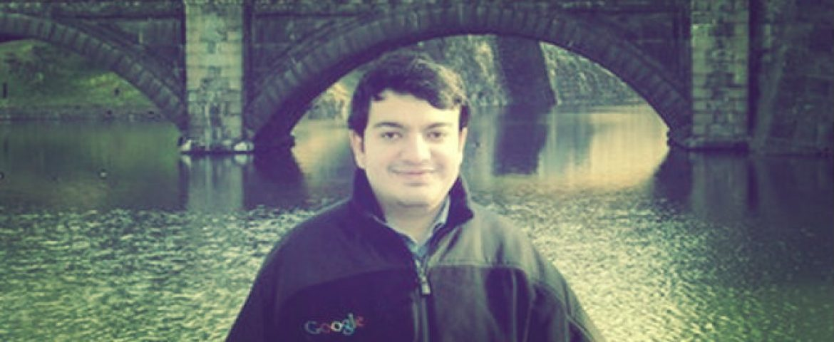 How I owned Google.com for a minute – Sanmay Ved