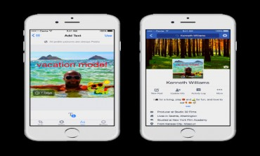 Facebook introduced a looping video as a profile picture
