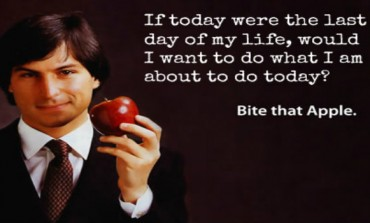 Video: If today were the last day of my life-Inspirational speech by Steve Jobs