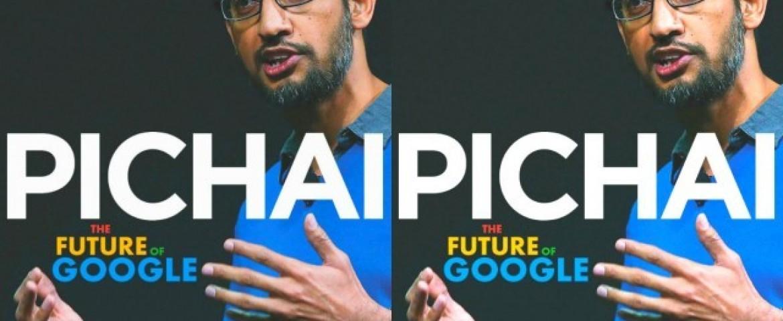 """Book Review-  """"Pichai: The Future of Google"""""""