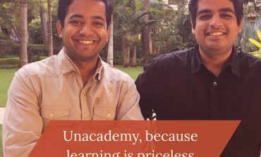 Ex-IAS Officer Led Startup Unacademy Raised $500,000