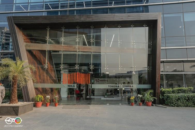 nearbuy office entrance