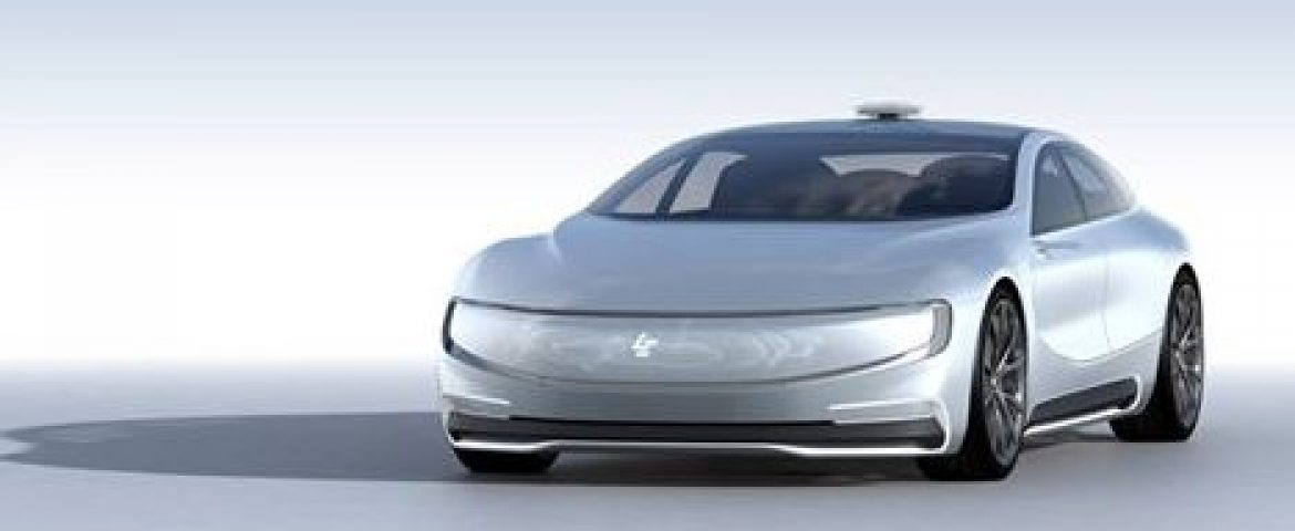 Beijing Based LeEco Launches Driverless Electric Concept Supercar