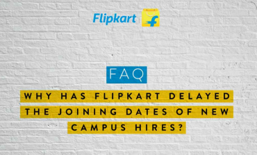 Flipkart Offers Rs 1.5 lakh Compensation To IIM-A Students on Differ Joining Date