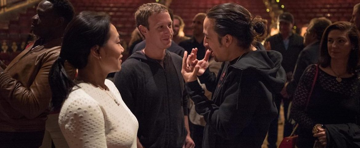 Mark Zuckerberg Donates $95M Facebook Shares in Charity