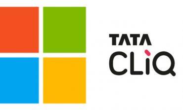 Microsoft Launched Its Online Store on TataCLiQ.com