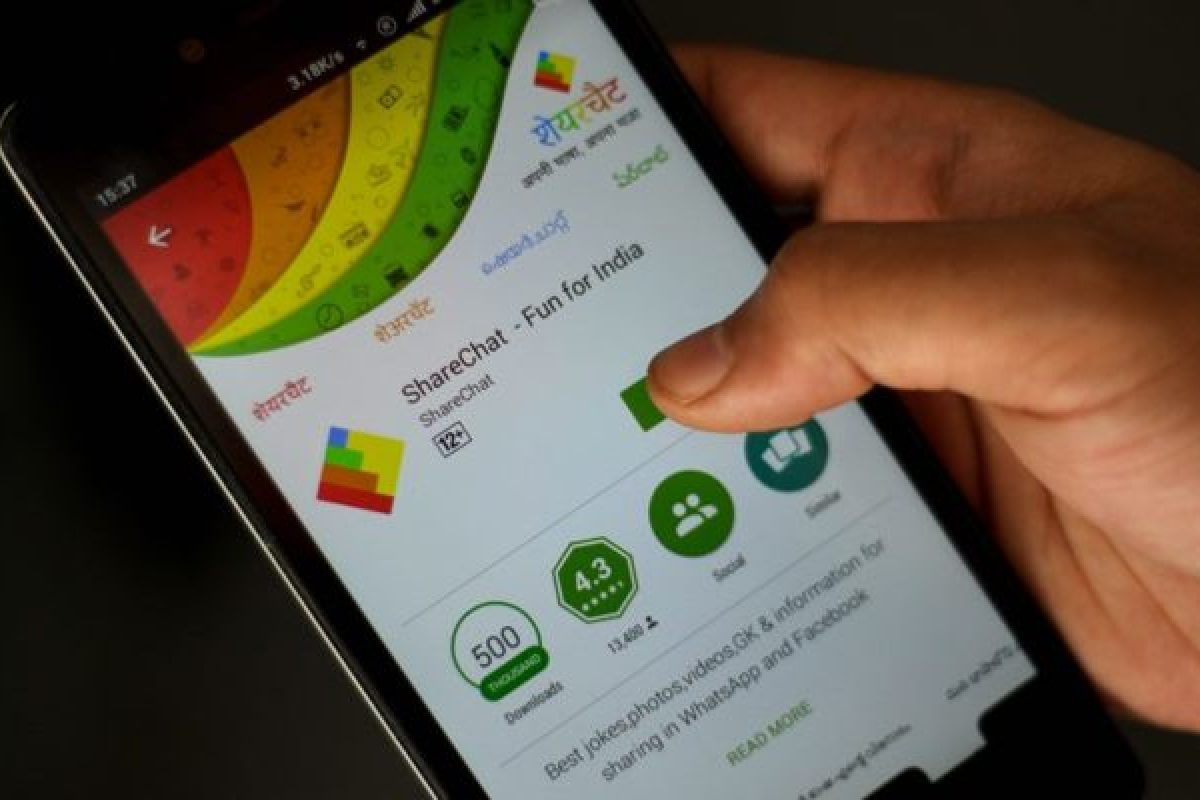 ShareChat, India's First Vernacular Social Network, Raises $1.3 million Seed Funding