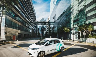 World's First Autonomous Taxis Hit The Road in Singapore