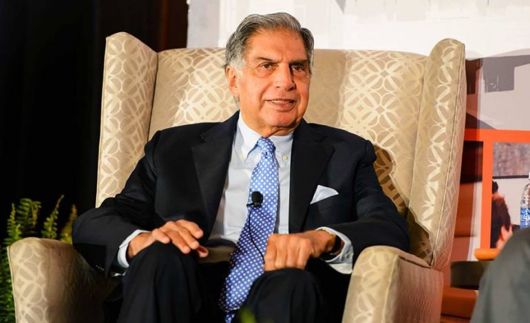 My Intuition decides in Which Startup I have to Invest: Ratan Tata