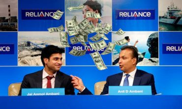 Anil Ambani's Son Anmol Ambani Raises 1700 Cr For Reliance Capital