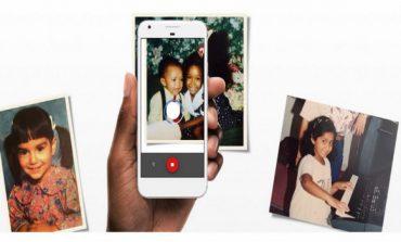 Google Launches Photo Scanning App Google PhotoScan