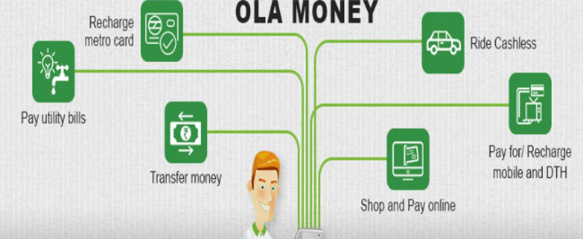 Rupee Demonetisation: Ola Money Sees 1500% Rise in Wallet Recharge
