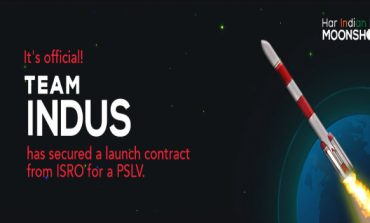 TeamIndus Inks Pact With ISRO; Aims to Raise $45 Million By October 2017