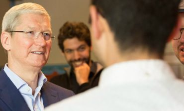 First Time Apple Cuts Tim Cook's Payment