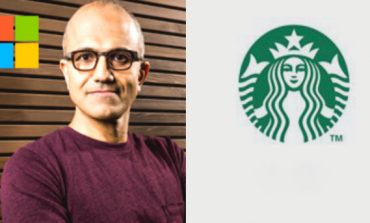 Microsoft Head Satya Nadella Will Join Board of Starbucks