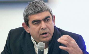 Infosys CEO Vishal Sikka takes home Rs 43 cr in FY17