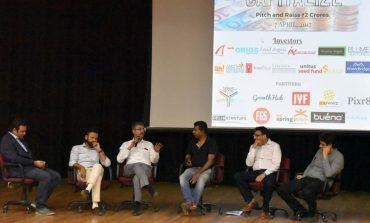 "25 Investors and 300 Entrepreneurs Participated in Venture Garage ""Capitalize Funding Conclave"" at IIT Delhi"