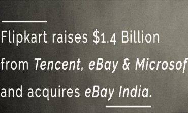 Flipkart Raises $1.4 Billion From Microsoft, Tencent and eBay
