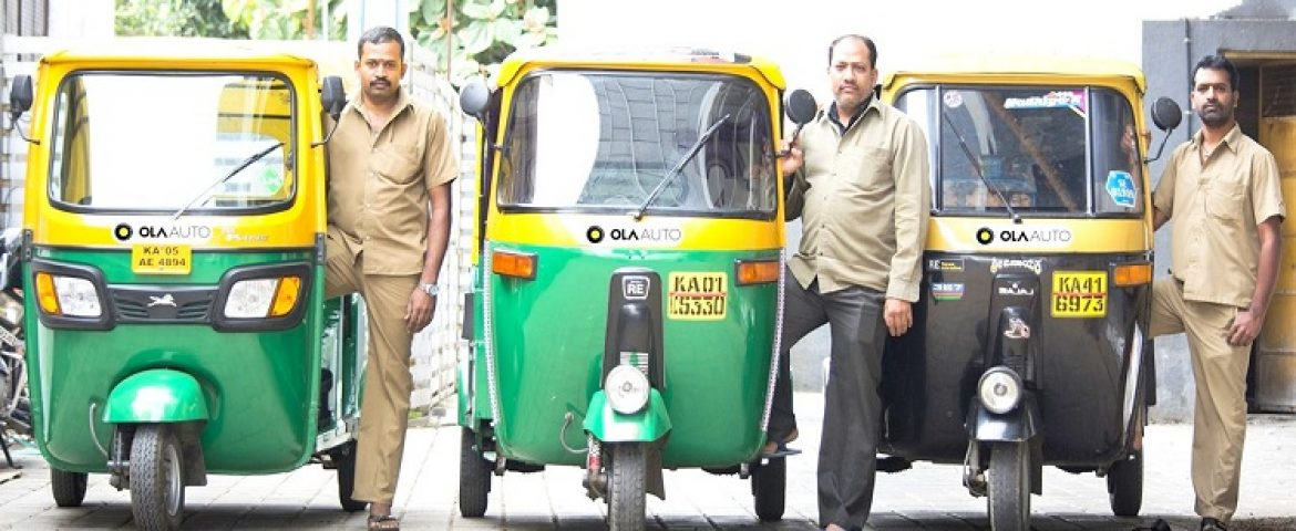 OLA Reach Out to Over 1,00,000 Driver Entrepreneurs Across 10 Cities