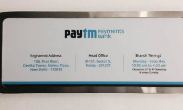 Paytm Starts Payments Bank, Will Offer 4% Interest Rate