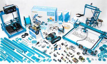 SoftBank Plans To Invest In DIY Robots Startup Makebloc