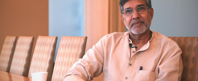 Kailash Satyarthi Says Use Technology To Solve Social Problems