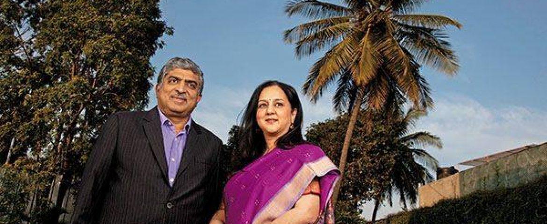 Nandan Nilekani Teams up With Sanjeev Aggarwal For $100 Million Fund