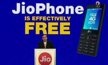 Reliance Jio Suspends JioPhone's Pre-Booking