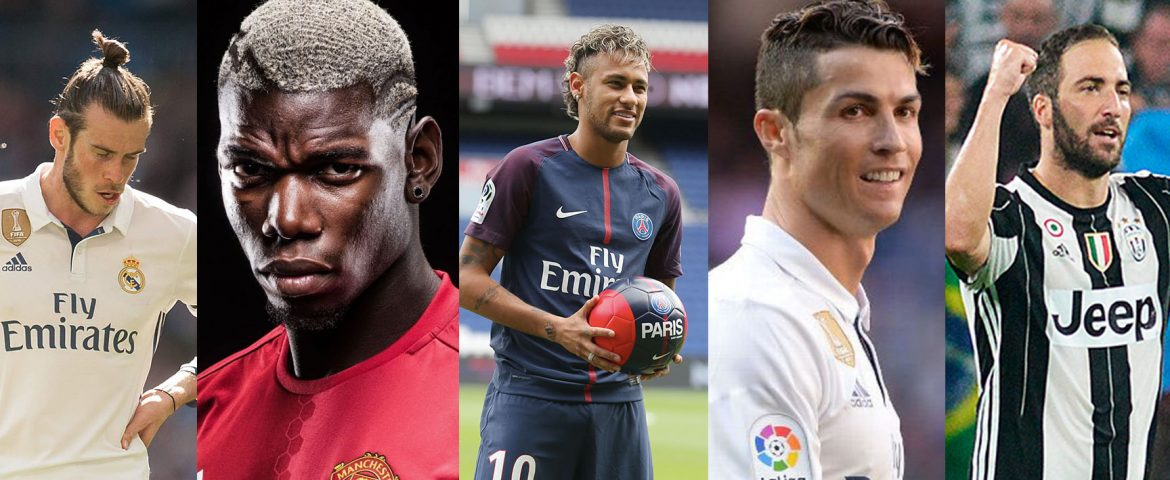 Top 5 Most Expensive Football Player Transfers In History