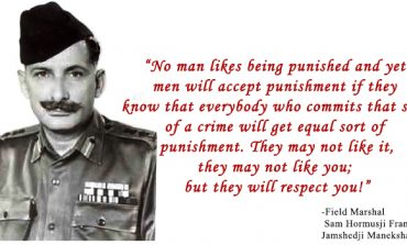 Leadership Attributes A Man Should Possess To Become A Successful Leader, By Sam Manekshaw