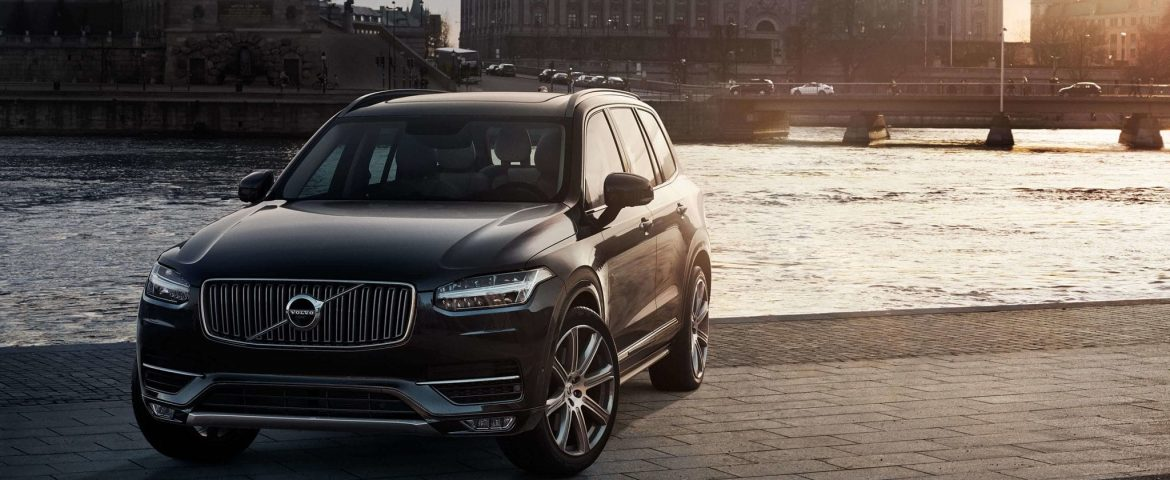 Volvo Cars and Its Chinese Owner Plan to Merge