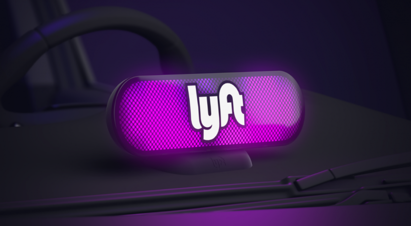Lyft acquires Cartop Advertising Startup Halo Cars