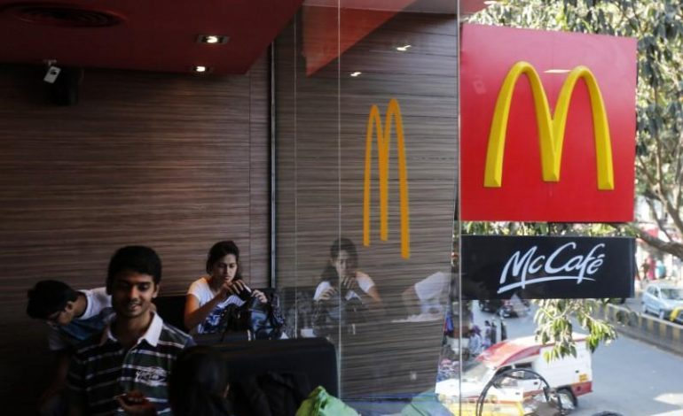McDonald's Global Sales Surpass 100 bln USD in 2019