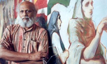 Renowned Painter Jatin Das Criticises Commercialisation Of Art Industry