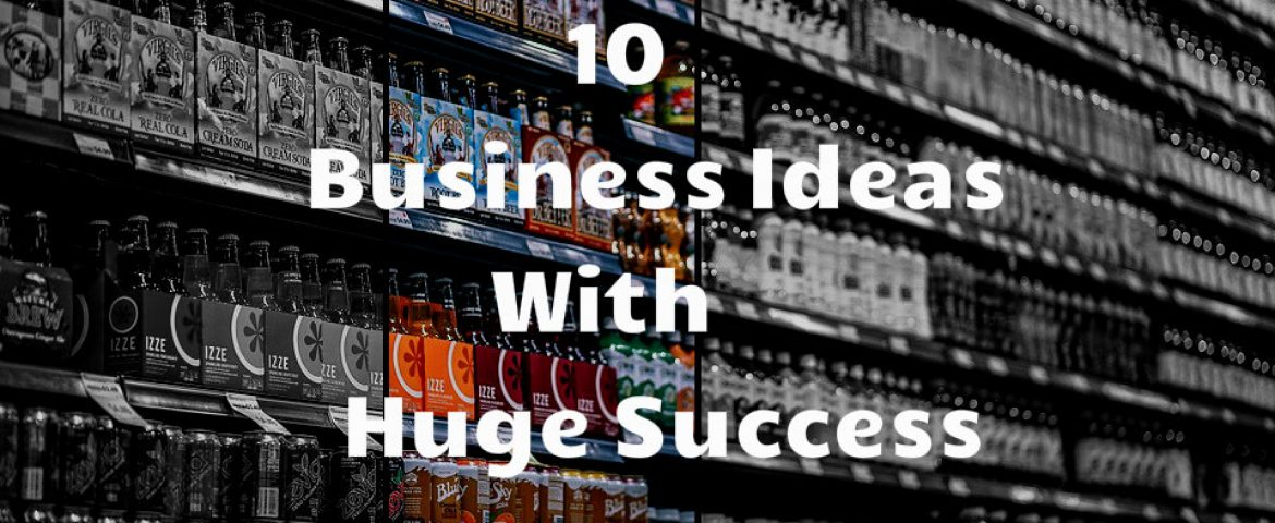 10 Business Ideas With Zero Investment and Huge Returns