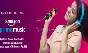 Amazon Launched Prime Music Service in India