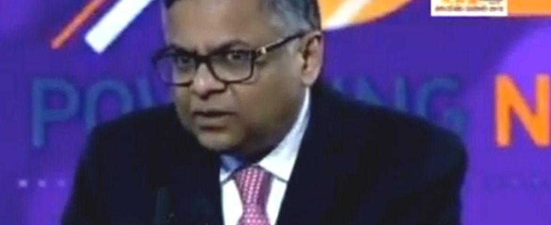 N Chandrasekaran buys 100K Share of Tata Communications