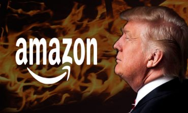 """U.S President Lashes Out at Amazon for paying """"No-Taxes"""""""