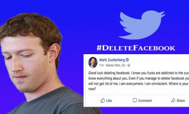 10 Best Tweets About Facebook Data Leak Scandal