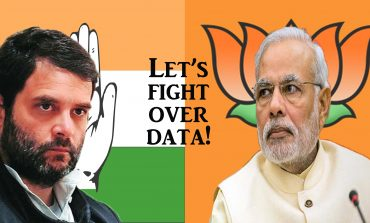 """These Tweets Reveal How """"India's Two Leading Parties"""" Data Can be Easily Hack"""