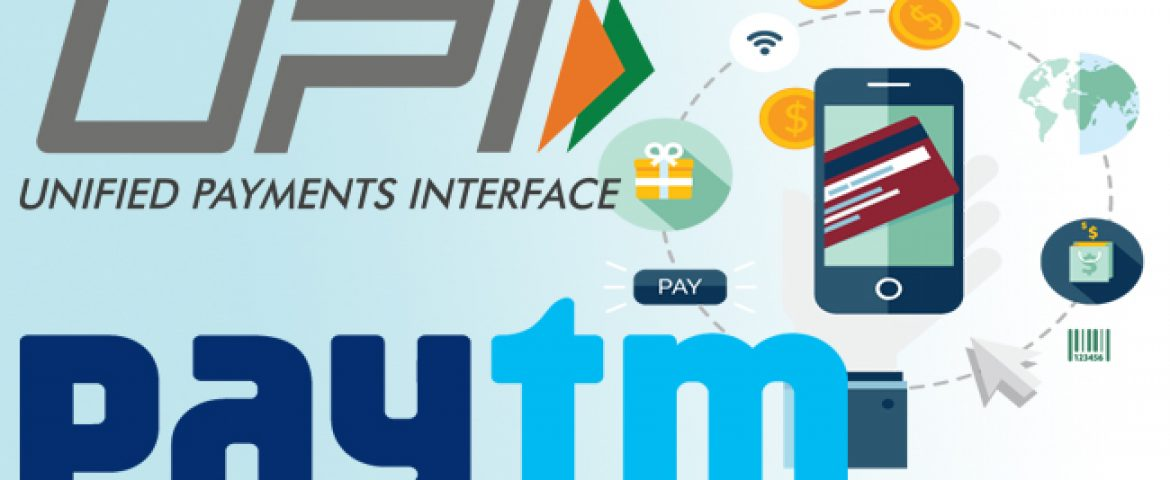 Paytm UPI Transaction Acquire 40% of Market Share