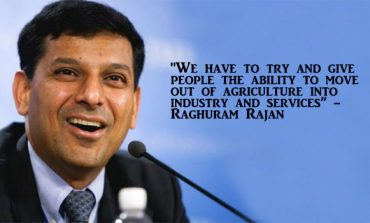 Raghuram Rajan Believes India Should Focus on Industry & Services