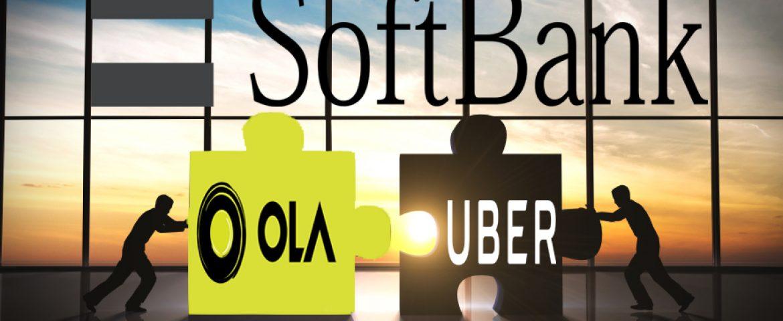 SoftBank Encouraging Uber to Merge Operations with Ola